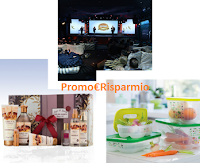 Logo Vinci gratis 20 confezioni Bottega Verde, 20 Set Tupperware e una giornata da VIP