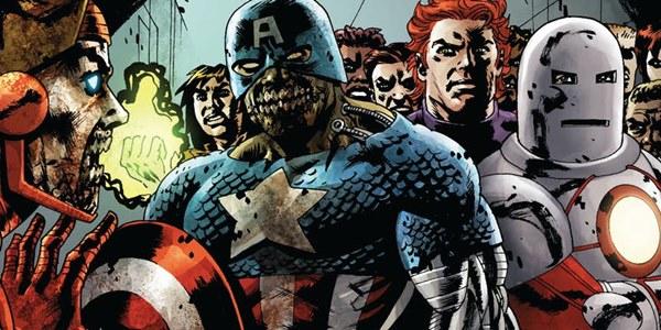 Colonel America (Zombie Captain America)