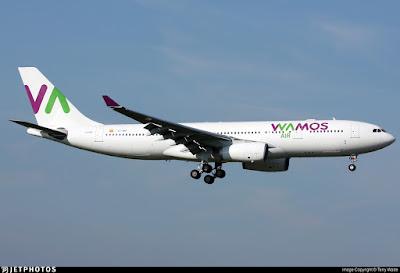 A330 de Wamos Air