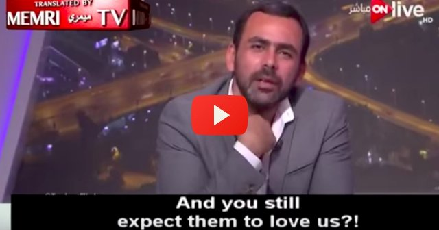 Egyptian TV Host Youssef Al-Husseini goes off about the culture of Islam and how violent it is
