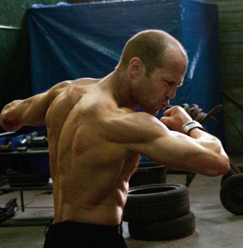 jason statham training