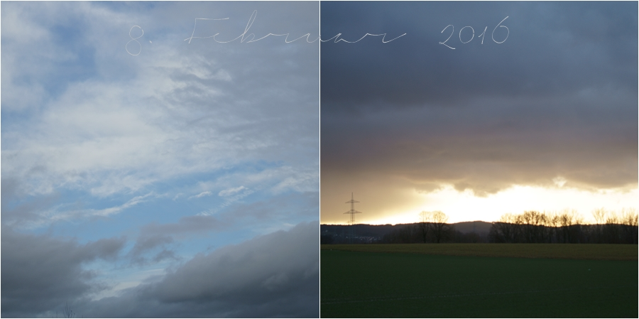 Blog + Fotografie by it's me! - Himmel am 8.02.2016