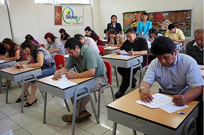 Organizaci n educativa rikchay jc minedu 3 concursos de for Concurso meritos docentes 2016