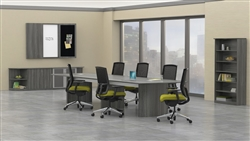 Medina Boardroom Furniture at OfficeAnything.com