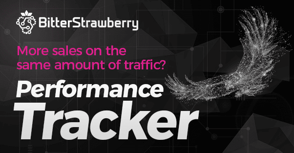Free Performance Tracker by BitterStrawberry to Increase Conversion