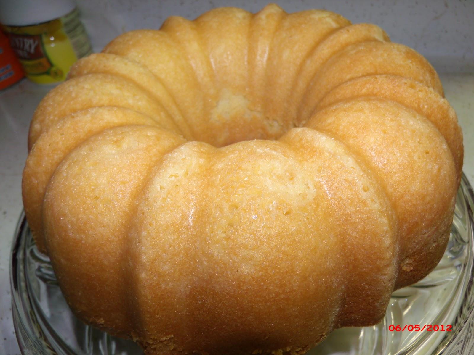 Real Pound Cake
