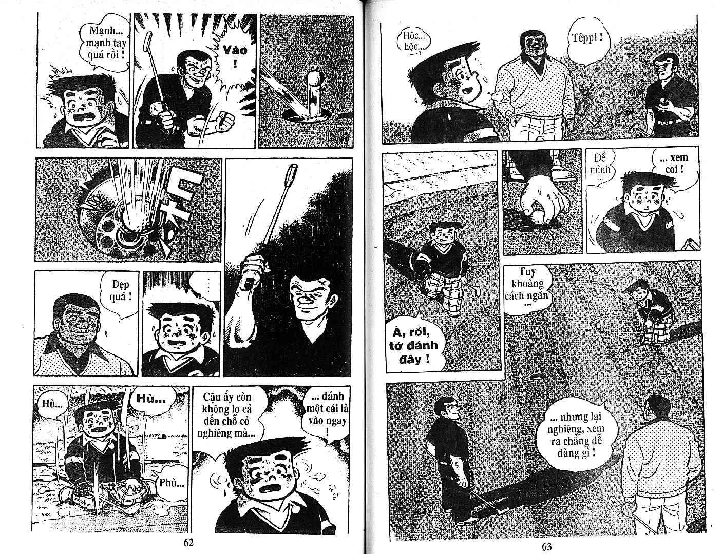 Ashita Tenki ni Naare chapter 28 trang 30