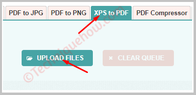 indd to xps to pdf online
