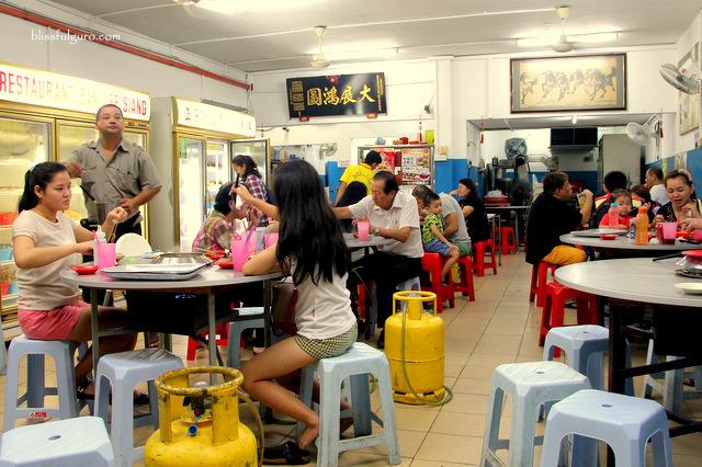 Melaka Restaurant  Food Blog