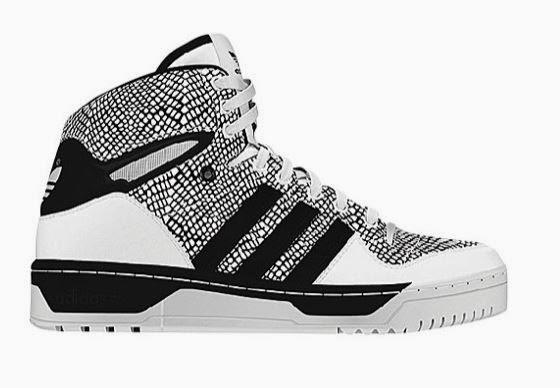 ca846fbce7d adidas Originals Metro Attitude Hi OG Snakeskin Sneaker Available Now  (Detailed Look)