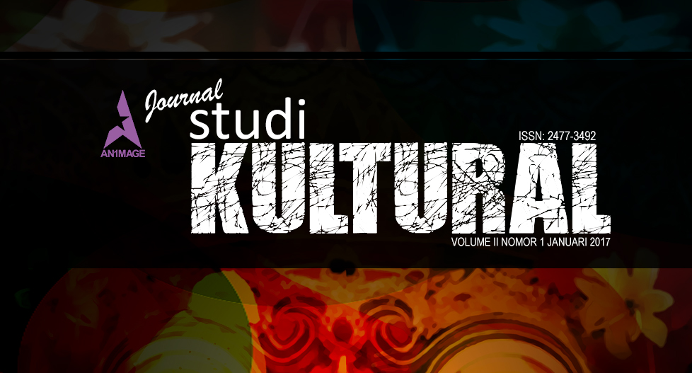 Jurnal Studi Kultural