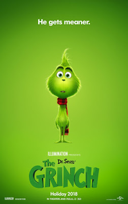 The Grinch 2018 Poster 1