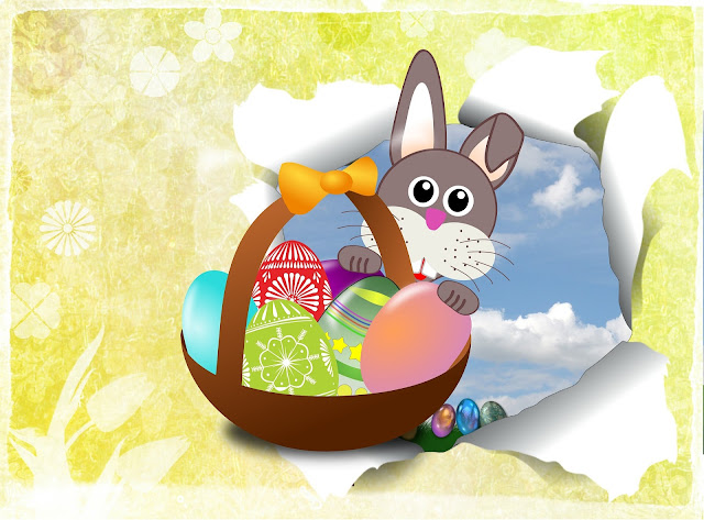 Easter Bunny Clipart Pictures