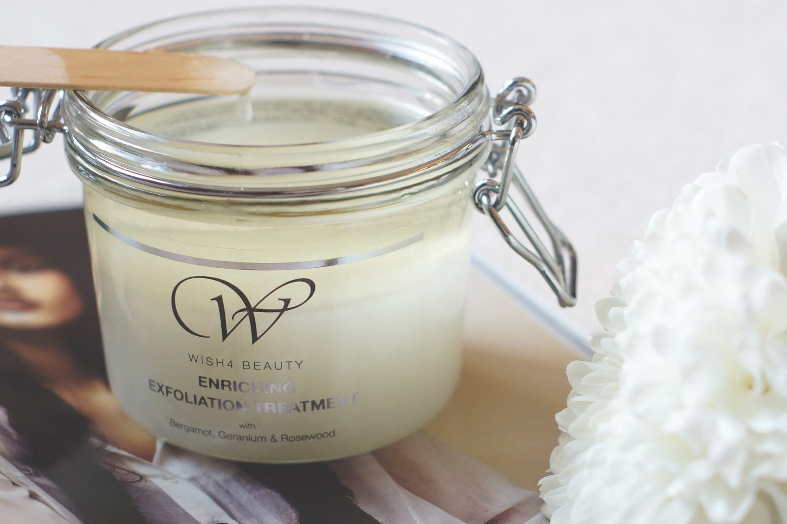 Wish 4 Beauty Enriching Exfoliation Treatment Hello Freckles Review