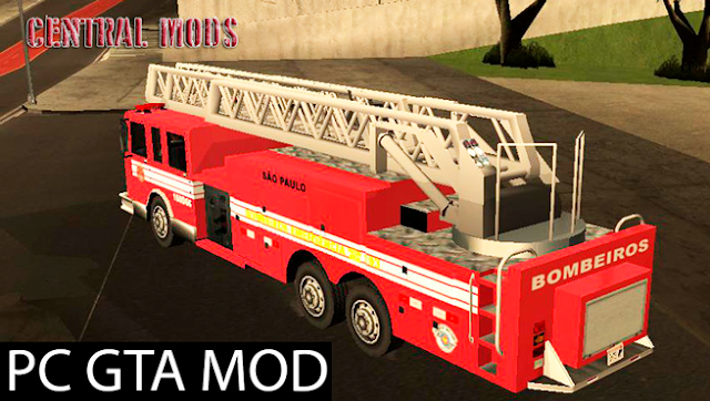Download Firela - Bombeiros SP - TCGTABR Mod for GTA San Andreas