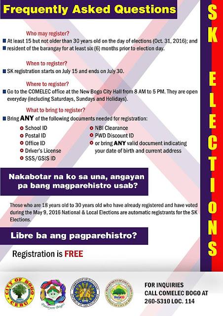 SK Elections FAQ