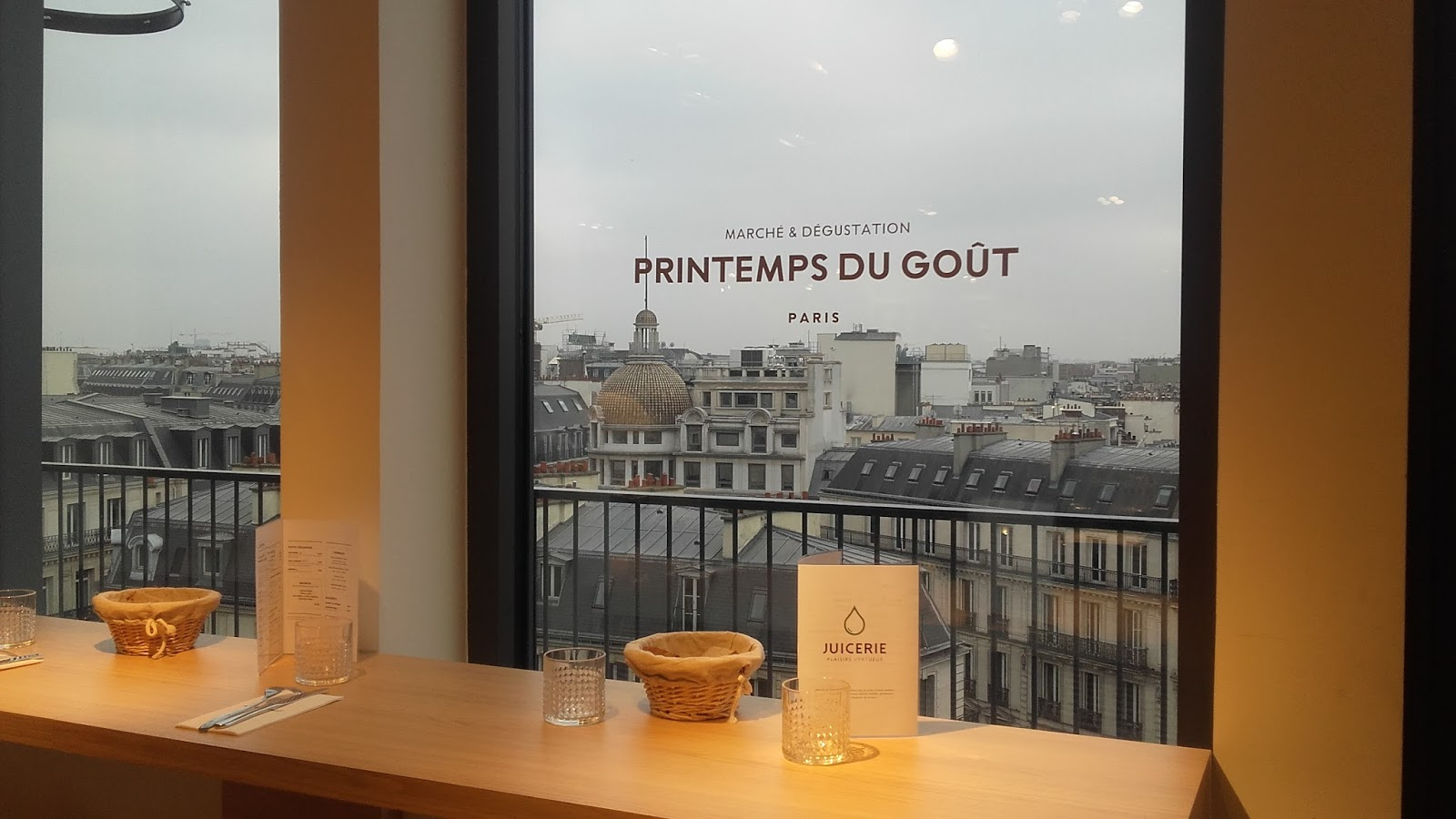 Le Printemps Paris Positive Eating Positive Living Le Printemps Du Goût Paris