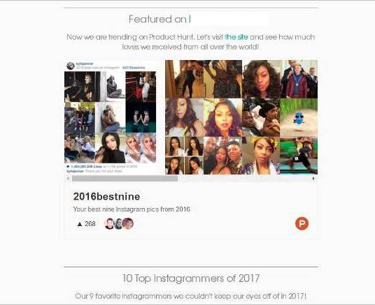 Cara Membuat Best Nine 2018 Dengan Mudah di Instagram 4