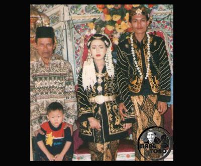Foto pernikahan admin 13 September 2000