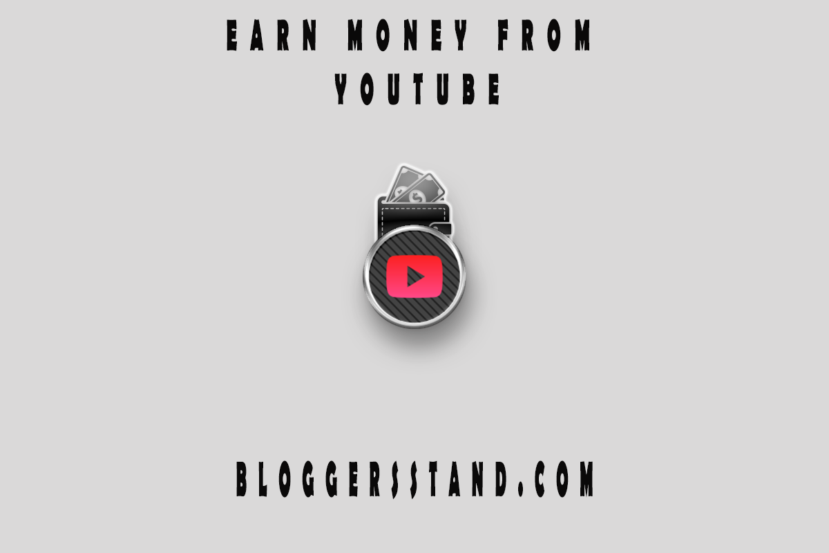 how to earn money income from youtube