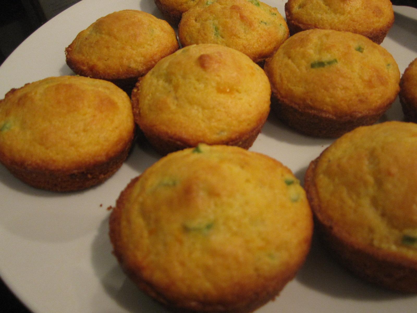 Cornbread Muffin Recipe With Cake Mix