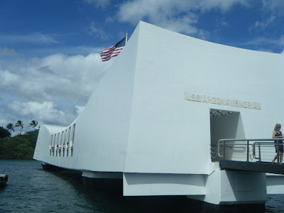 SS Arizona Memorial