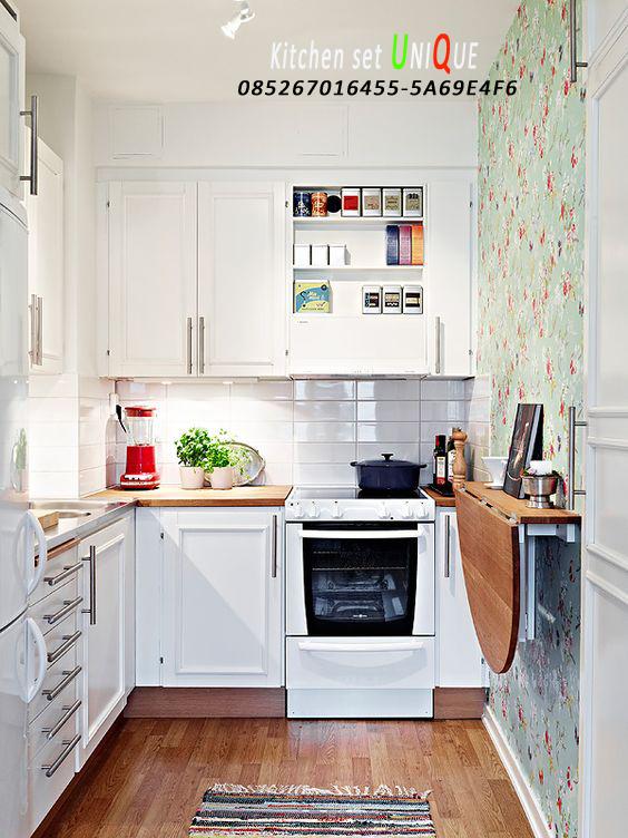 Kitchen Set Harga Dan Design
