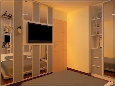 Master Bedroom - Griyabagus.com