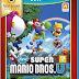 New Super Marios Bros U llegaría a Nintendo Switch según rumor