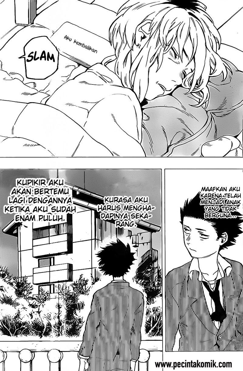 Koe no Katachi Chapter 05-15