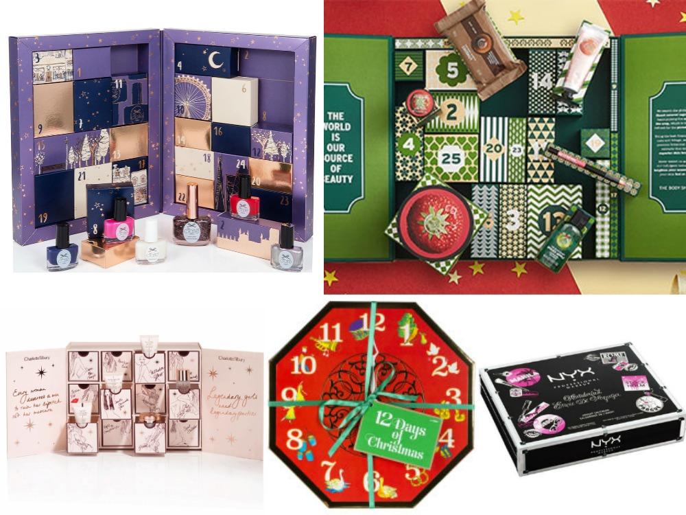 Best 2016 Beauty Advent Calendars