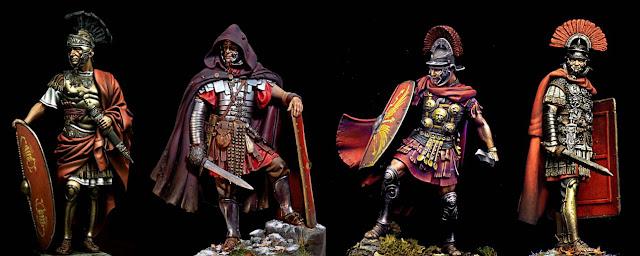 Soldados romanos y Derecho de la antigua Roma