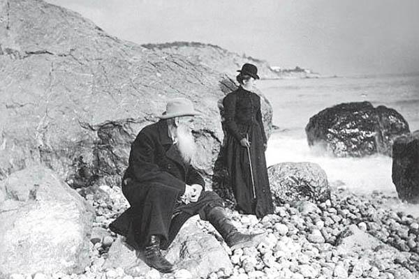 Лев Толстой  в Крыму