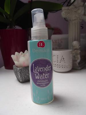 levanduľová voda Dermacol