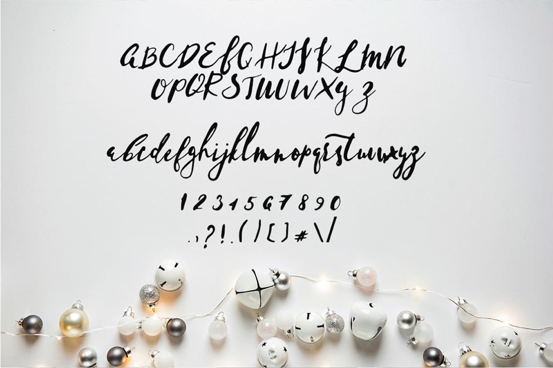Font Kingsland