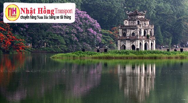 Chành xe chuyên vận chuyển hàng đi Hà Nội từ An Sương