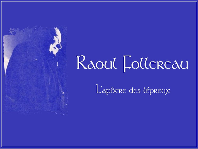 diaporama Raoul Follereau