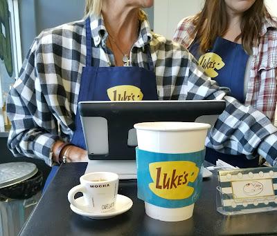 Luke's Diner Octane Cafe