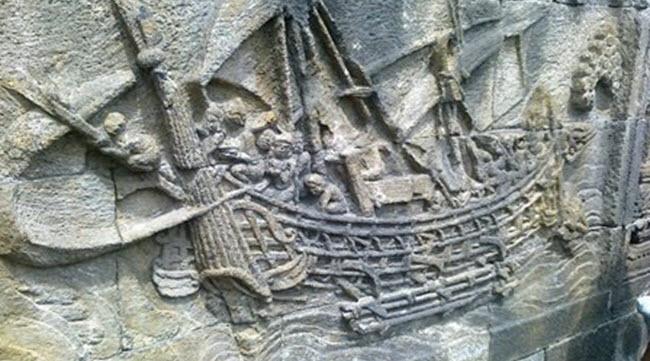 Bangsa Indonesia dikenal sebagai bangsa maritim sejak zaman dahulu Ide Pokok Teks Kejayaan Bahari Masa Lalu