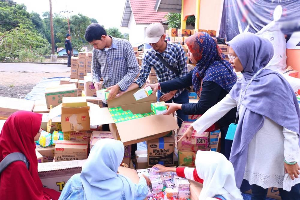 Tips Memberikan Bantuan Makanan saat Bencana Alam (realitarakyat.com)