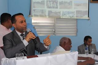 Alcalde Tomas Sánchez presenta rendición  de cuentas; escogen a Gladys Feiiz Espinosa presidente de la Sala Capitular