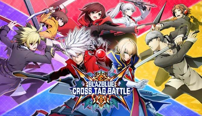 BLAZBLUE CROSS TAG BATTLE DELUXE EDITION V1.30 Téléchargement Gratuit