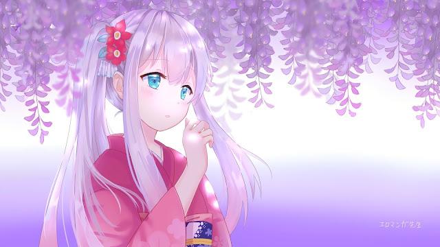Anime Eromanga Sensei, Wallpaper Eromanga Sensei, Foto Eromanga Sensei, Izumi Masamune Eromanga Sensei, Wallpaper HD Eromanga Sensei, Hot Wallpaper Eromanga Sensei, Anime Recommended, Wallpaper HD Download