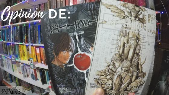 [OPINIÓN] Death Note de Ōba Tsugumi
