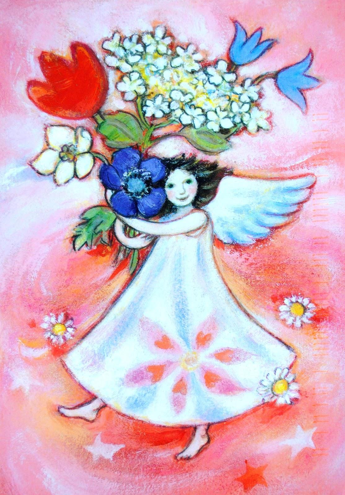 jak rozpoznać anioły