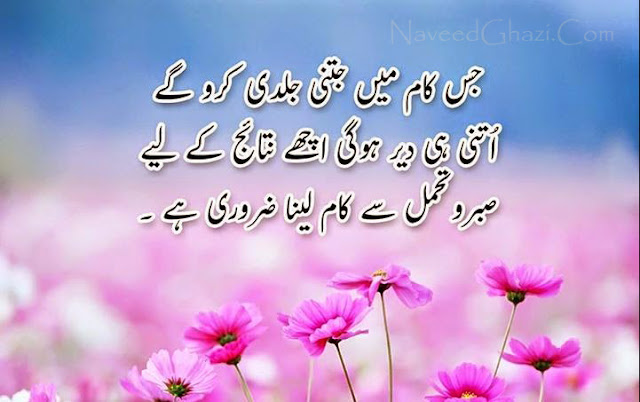 best urdu quotes on life