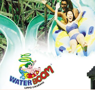Water Boom Lippo Cikarang