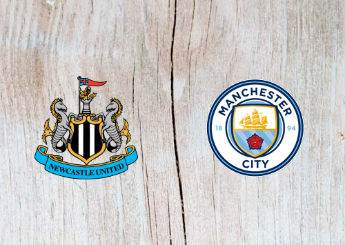 Newcastle  vs Manchester City Full Match & Highlights 29 January 2019