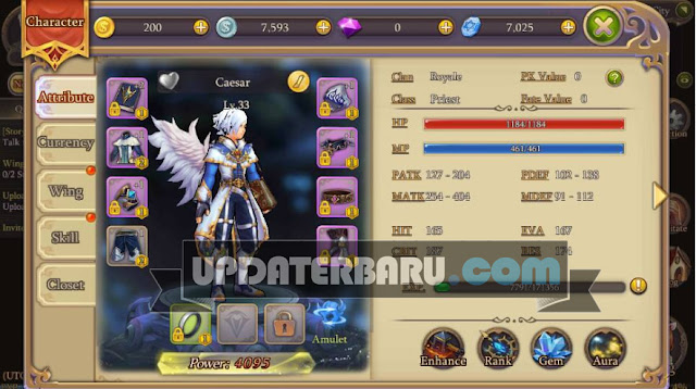 game Starry Fantasy apk adroid versi english