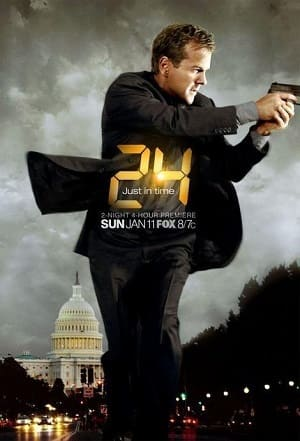 24 Horas - 1ª Temporada Séries Torrent Download capa